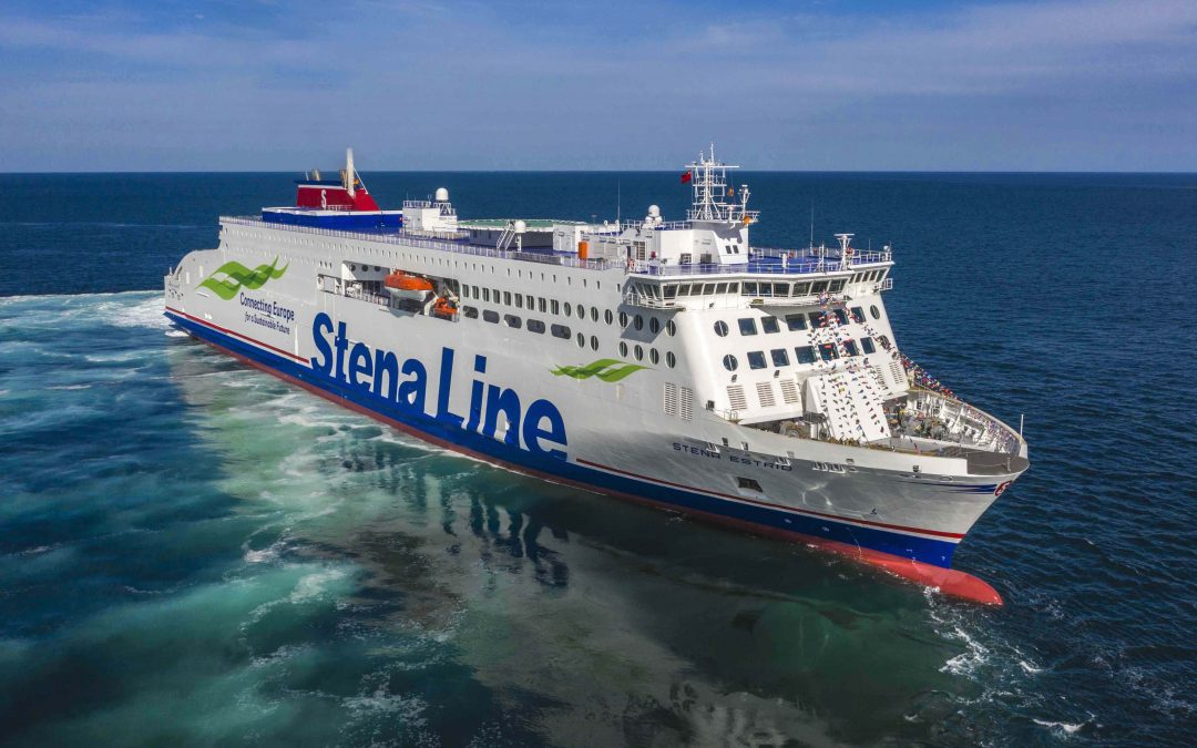 Stena Line adds temporary ferry service between Belfast and Holyhead