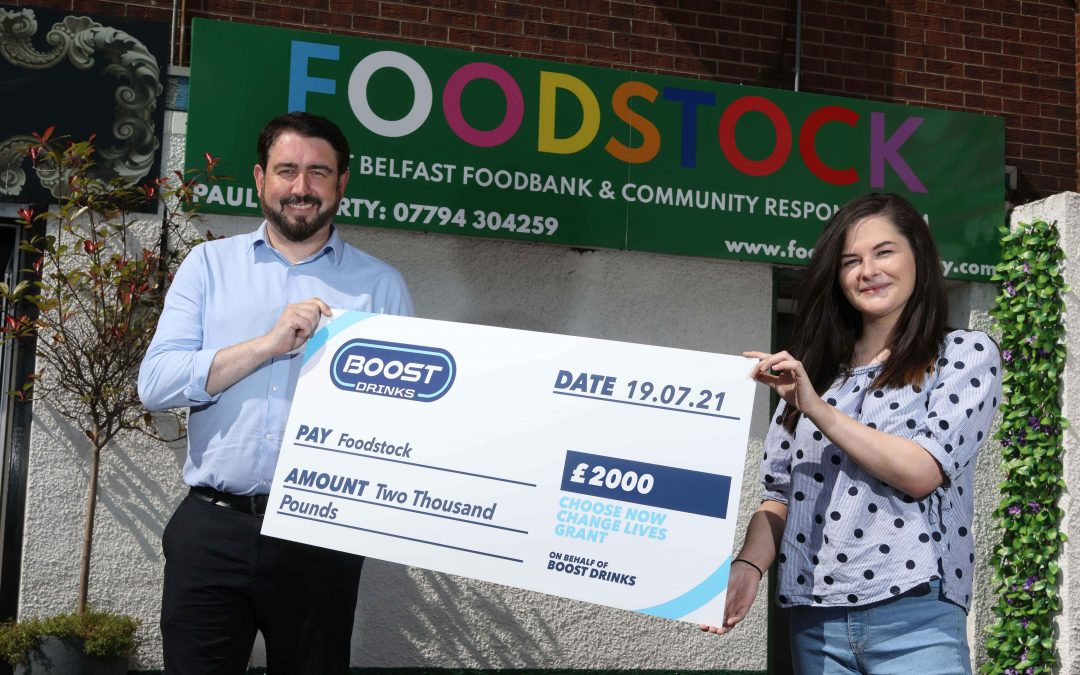 Local community groups get a funding Boost