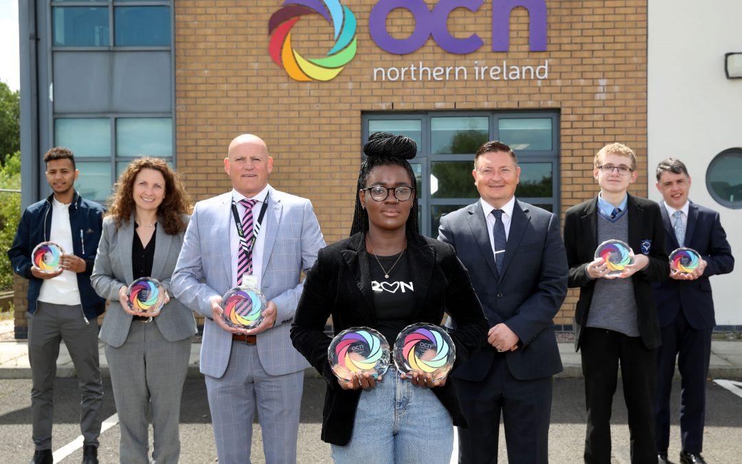 OCN NI announces Learning Endeavour Award Winners