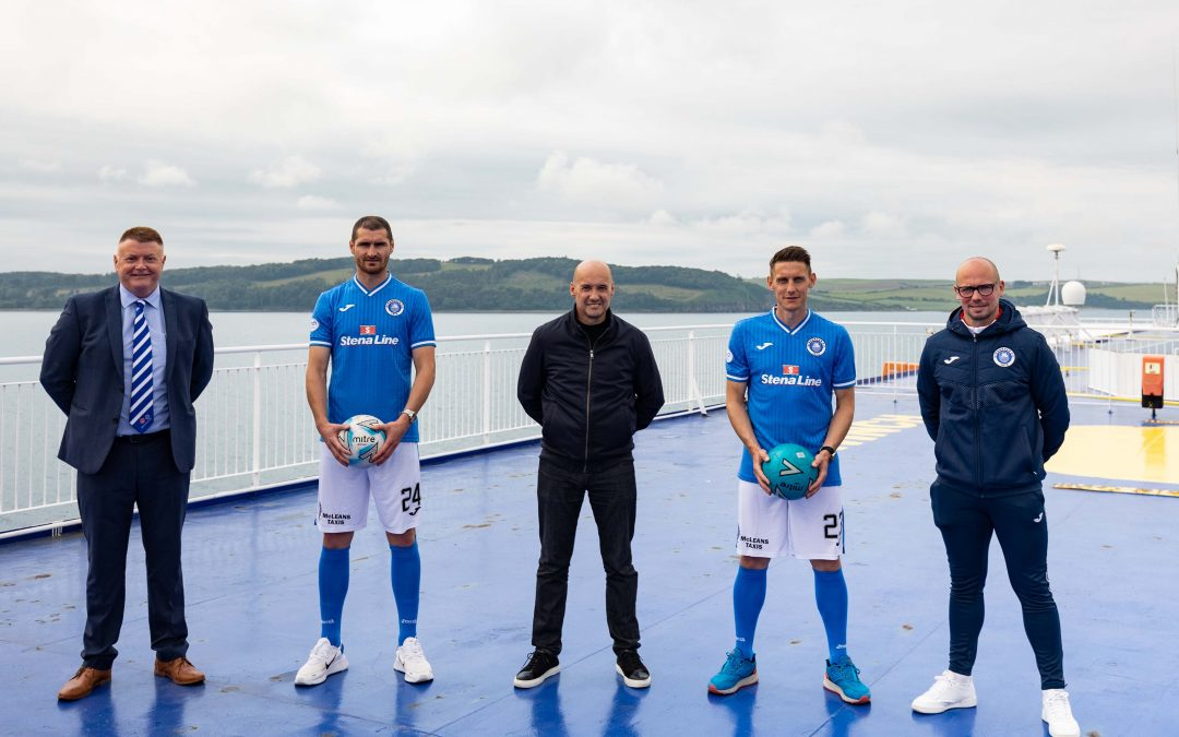 Another ferry good deal for Stranraer FC